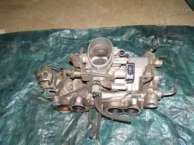isuzu 2.6 engine rebuild