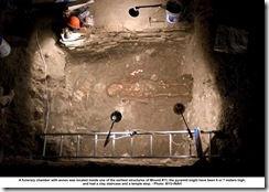 MEXICO CITY.- A scientific team discovered inside a pyramid the tomb of a dignitary that may be the earliest in Mesoamerica. It was located in Chiapa de Corzo Archaeological Zone, in Chiapas; preliminary stud