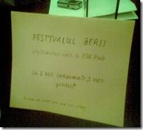 Festivalul Berar