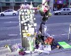 Memorial la locul faptei