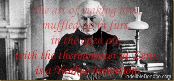 John Quincy Adams - Love in Furs