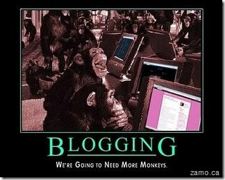 Blogging-monkeys