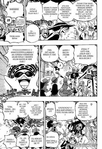 Komik One Piece 9...