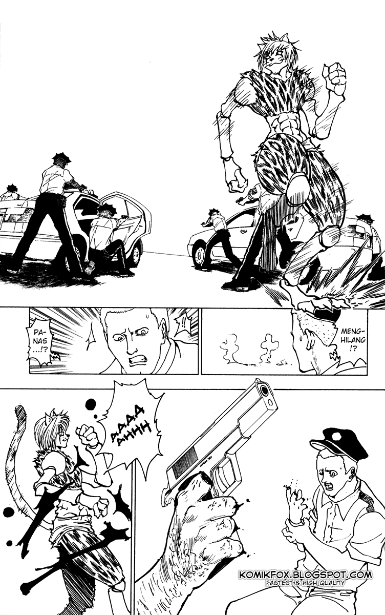 Manga Hunter_x_Hunter Page 5... Please Wait!