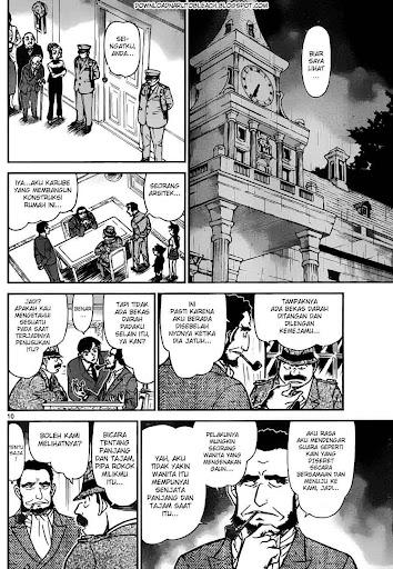 Detective Conan 763 Page 10