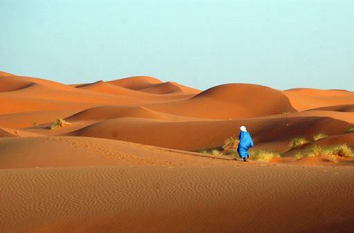 Erg Chebbi Trekking Morocco