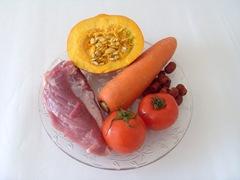 南瓜番茄去斑湯