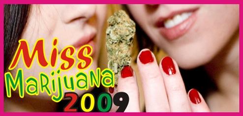 Miss Marijuana BrasiL