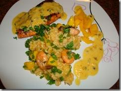 Risoto camarão com anga e salmão (15)