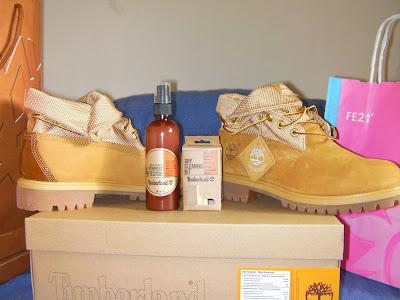 鞋靴樂收藏 - Timberland 2008年秋冬 ...
