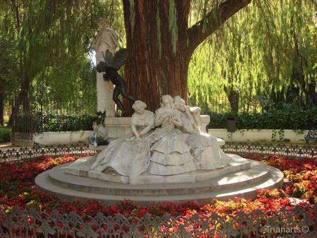 Glorieta de Gustavo Adolfo Becquer