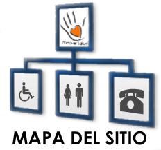 MAPA DEL SITIO - SITE MAP