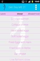 Screenshot of Be Supermodel Diet