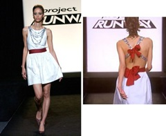 Project Runway 3 ep1 Robert Best fr and bk