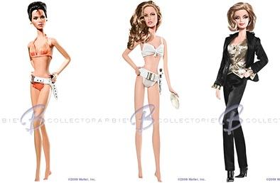 Barbie-Bond-Girls
