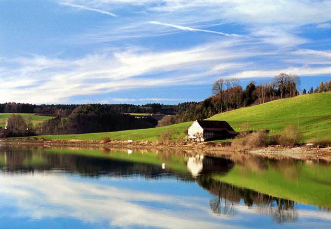 wonderful lakes 4 Wonderful Lakes Around the World