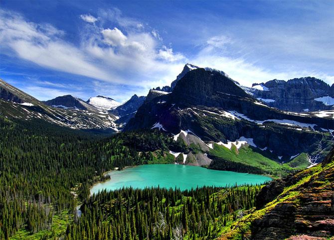 amazing lakes Wonderful Lakes Around the World