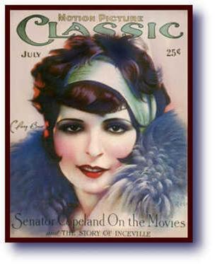 Clara Bow (1905-1965)