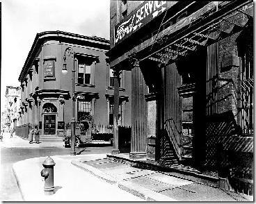 Avenida Diez y 10th St.