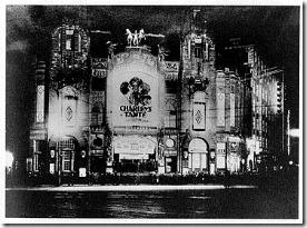 Albert Schumann Theater, 1925