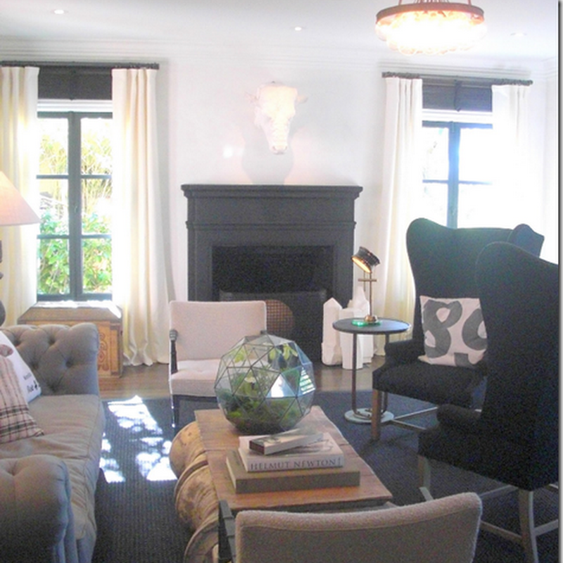 elle decor showhouse san francisco living room design by