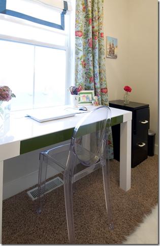 parsons desk home office