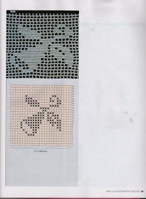 钩针花样(整书) - 阿明的手工坊 - 千针万线