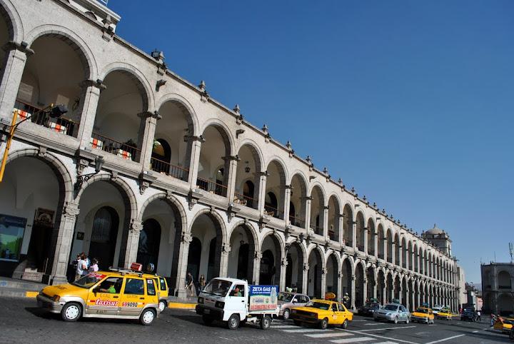 Белый город Арекипа, Перу