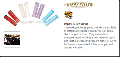 Hippy Killer Grips Image Posted by Hippy Killer