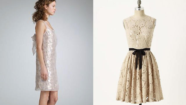 What's Your Pick: Sequins or Lace?