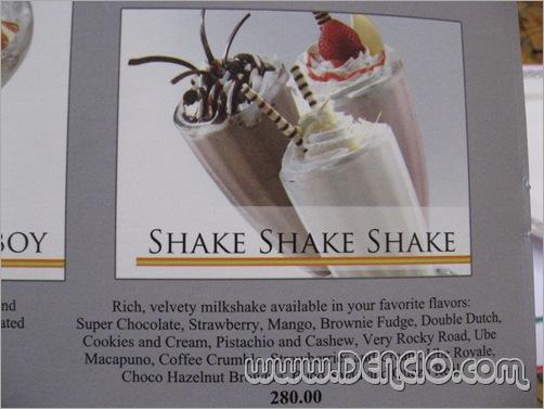 Shake Shake Shake P280++