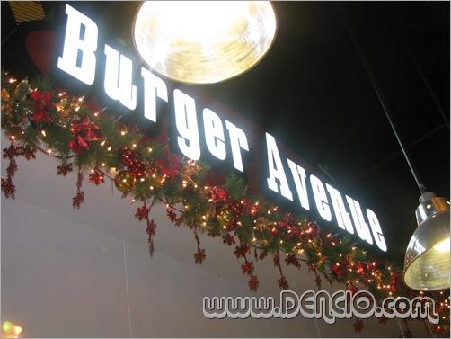 Burger Avenue