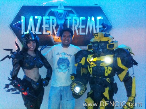 Lazer Xtreme Alabang Town Center7