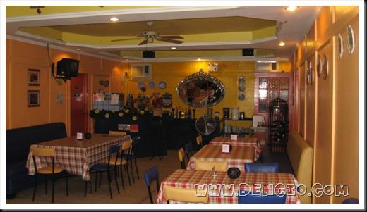 Inside Tarragon