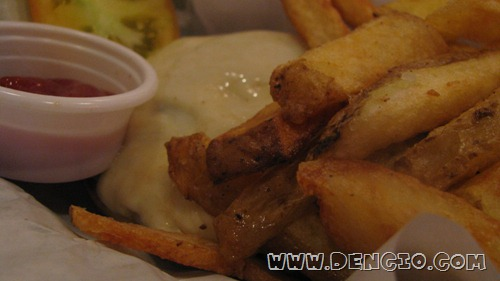 Fries!!! YUM!