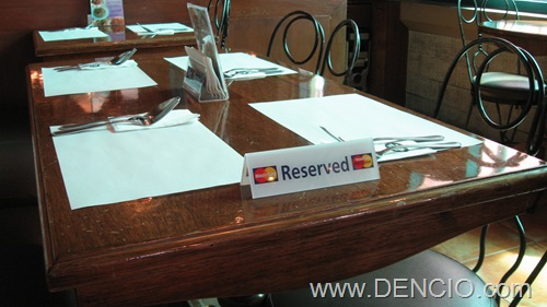 Reserved for?