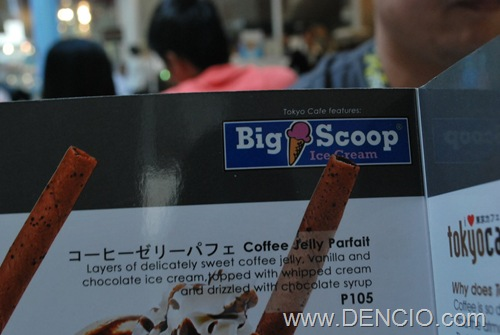 Big Scoop Ice Creams