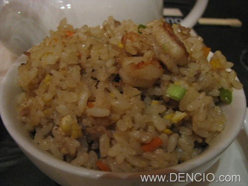 Mixed Fried Rice P100++
