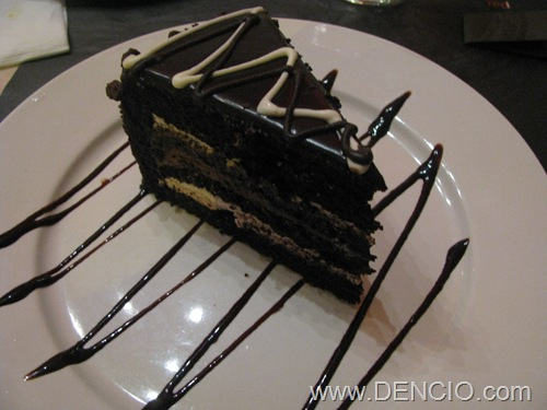 Choco Cafe Cake P90++