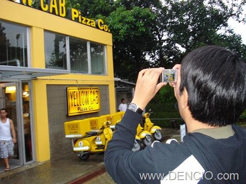Yellow Cab Tagaytay