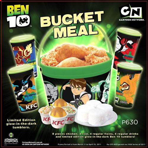 Ben10-BucketMeal