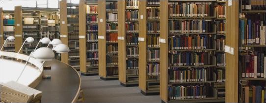 لتكن هناك مكتبة في حاسوبك