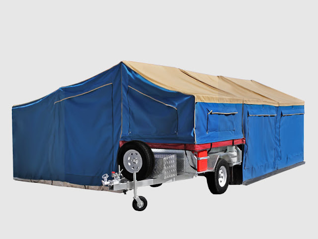 New SEMI OFF ROAD CAMPER TRAILER BRAND NEW  EBay