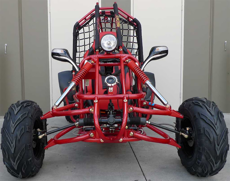 150cc Single Seater Go Cart Dune Buggy