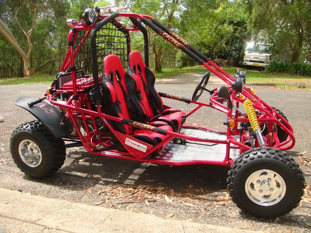 250cc GK Kandi Rocketa Offroad Dune Buggy