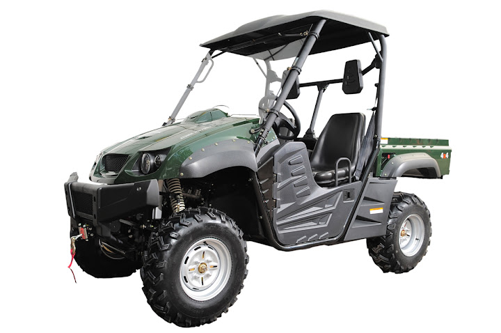 700cc XUV HiSun 4WD Farm Utility Vehicle UTV