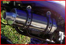 250ccQuadSportsMufflerExhaust