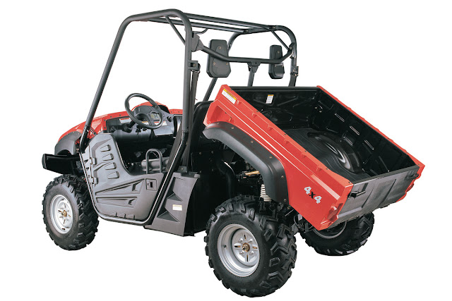 Atomik XUV 700 UTV Farm utility with tray