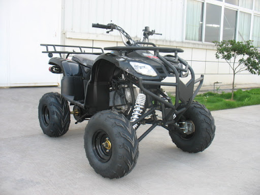 250cc Manual Farm Quad Bike with Towbar