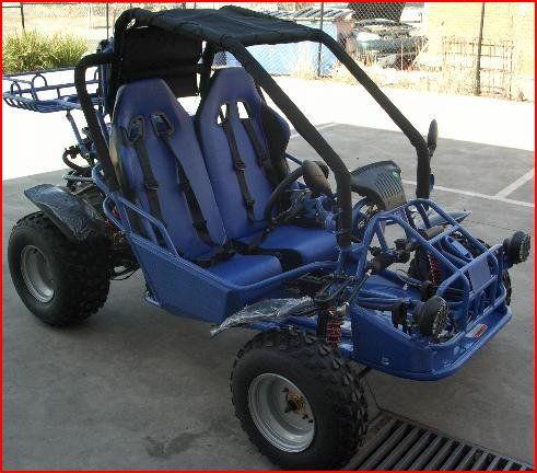 250ccSaharaOffroadDuneBuggyBlue